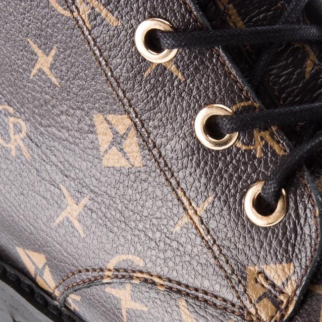 Stiefeletten CARINII - B4556 E50-L98-PSK-C49 - Boots - Stiefel und andere - Damenschuhe 2GrFJer2