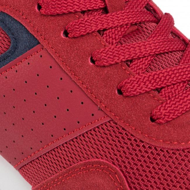 Sneakers LANETTI - MP07-91238-03 Red - Sneakers - Halbschuhe - Herrenschuhe zK6PXwM8
