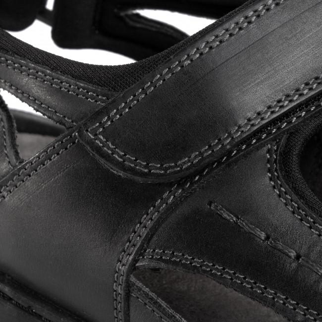 Sandalen LASOCKI FOR MEN - MI08-C271-726-31 Black - Sandalen - Pantoletten und Sandaletten - Herrenschuhe lprvWApX