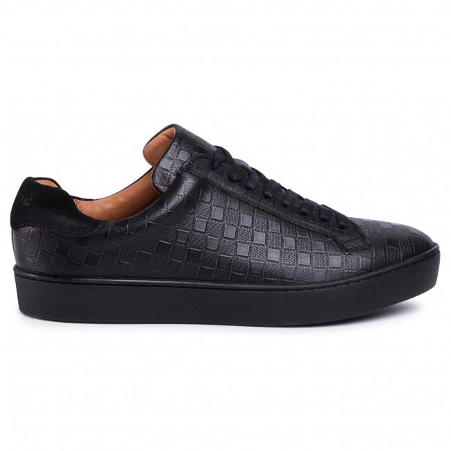 Sneakers GINO ROSSI - MI07-A973-A802-02 Black - Sneakers - Halbschuhe - Herrenschuhe kasMPTrq