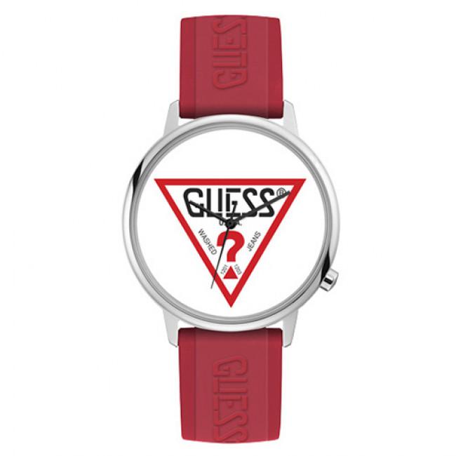 Uhr GUESS - Originals V1003M3 RED/SILVER