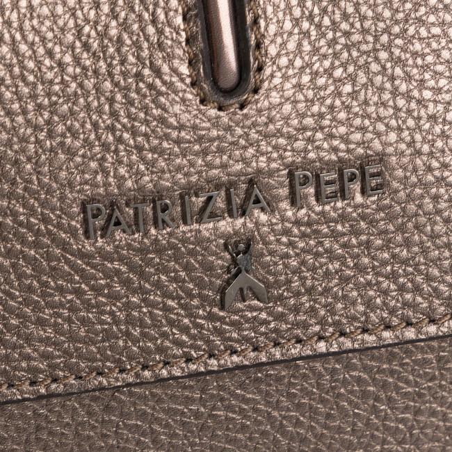 Nierentasche PATRIZIA PEPE - 2V8967/A4U8-F1YL Titane Metal - Gürteltaschen - Handtaschen 1ugQQGgB