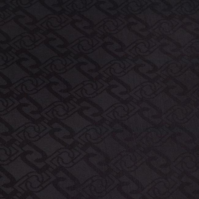 Schal LIU JO - Stola Logo Jacquard 2A0002 T0300 Nero 22222 - Schals - Textilien - Zubehör CiCXBbTf