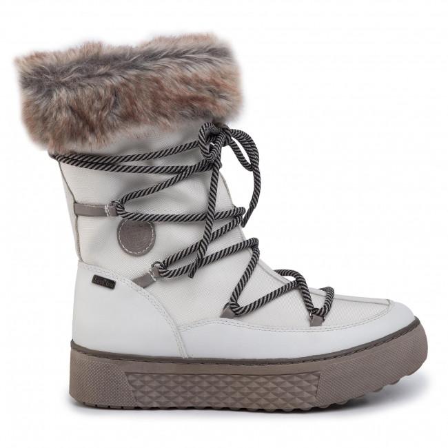 Schuhe JANA - 8-26446-33 White 100 - Boots - Stiefel und andere - Damenschuhe uKdyHcJZ