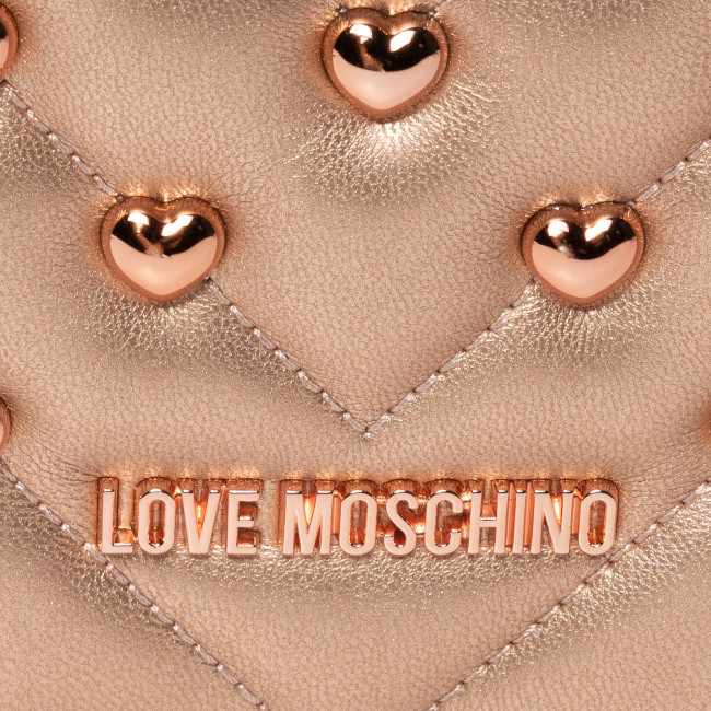 Tasche LOVE MOSCHINO - JC4251PP0AKE0905 Rame - Abendtaschen - Handtaschen iaYo3AmN
