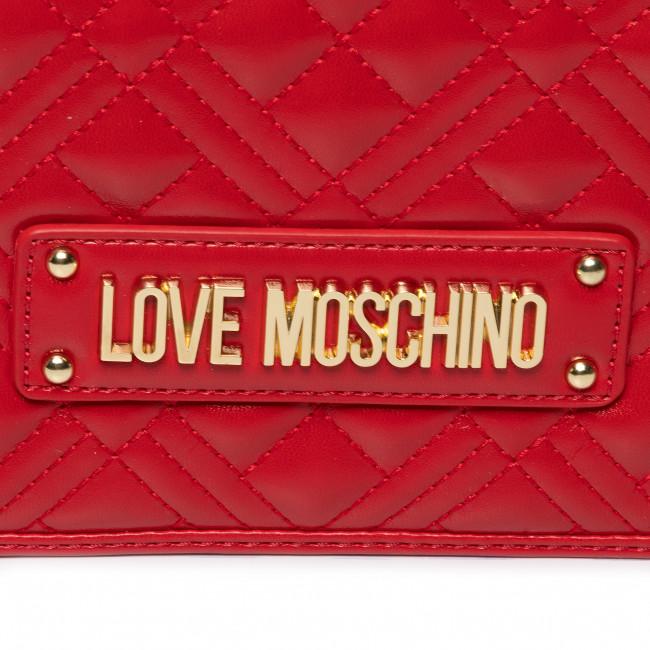 Tasche LOVE MOSCHINO - JC4000PP1ALA0500 Rosso - Abendtaschen - Handtaschen CGH82GGB