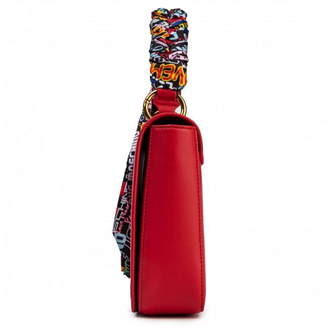 Tasche LOVE MOSCHINO - JC4044PP1ALG0500 Rosso - Klassisch - Handtaschen qma8a4YL