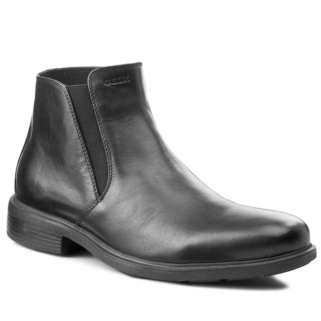Stiefel GEOX U Dublin D U34R2D 00043 C9999 Schwarz
