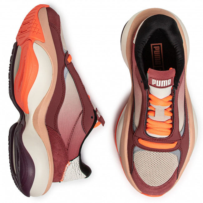 Sneakers PUMA - Altreration Planet Pluto 371595 02 Burnt Rosset/Whisper White - Sneakers - Halbschuhe - Damenschuhe GBefhsiX