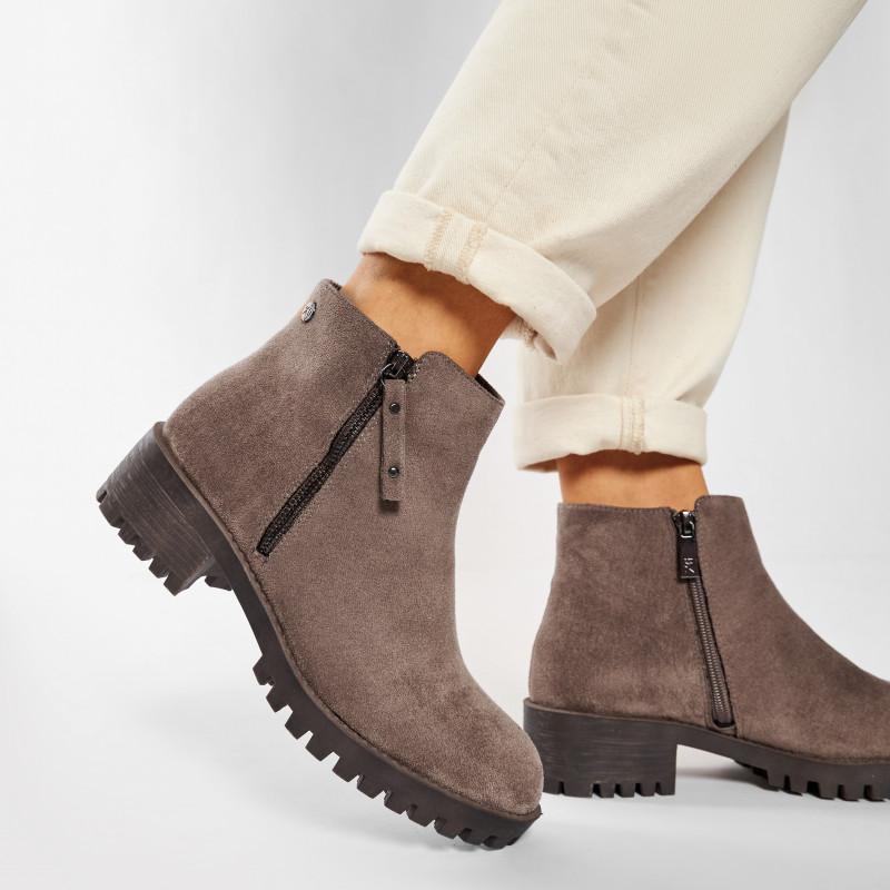 Stiefeletten XTI - 44552 Negro - Boots - Stiefel und