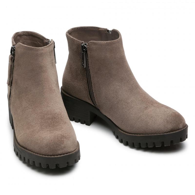 Stiefeletten XTI - 34400 Taupe - Boots - Stiefel und