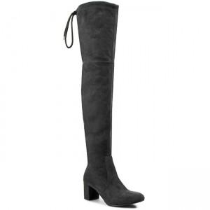 Stiefel GUESS Caela FL8CAE ESU11 BLACK Stiefel Stiefel