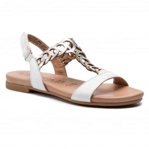 TAMARIS 1 1 28127 22 197 Schuhe Damen Leder Sandalen