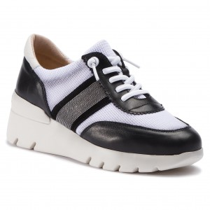 Sneakers GEOX D Aneko B Abx A D943FA 022GH C9999 Black