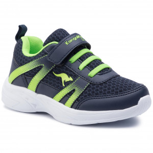 Sneakers 18392 Courtyard 000 5012 Black Kangaroos V Jet 1JuT3lFKc