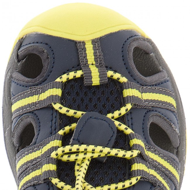 Sandales CMP - Kids Aquarii Hiking Sandal 3Q95474 Antracite/Cedro 44ak - Sandales - Mules et sandales - Garçon - Enfant 22BFYHyp