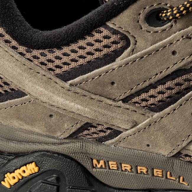 Chaussures de trekking MERRELL - Moab 2 Vent J06011 Walnut