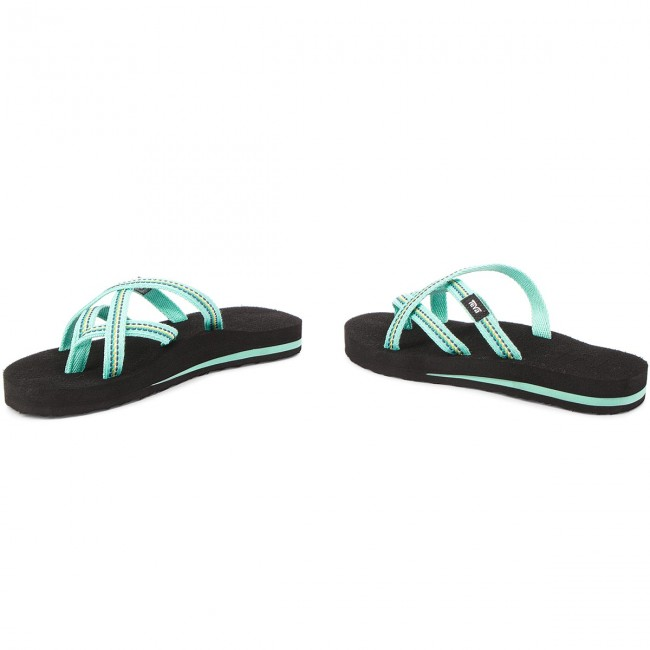 Tongs TEVA - Olowahu 6840 Lindi Sea Glass - Tongs - Mules et sandales - Femme QZgAIujJ