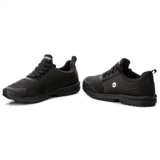 Chaussures basses HI-TEC - Emmet AVSSS18-HT-01-Q2 Black/Silvr