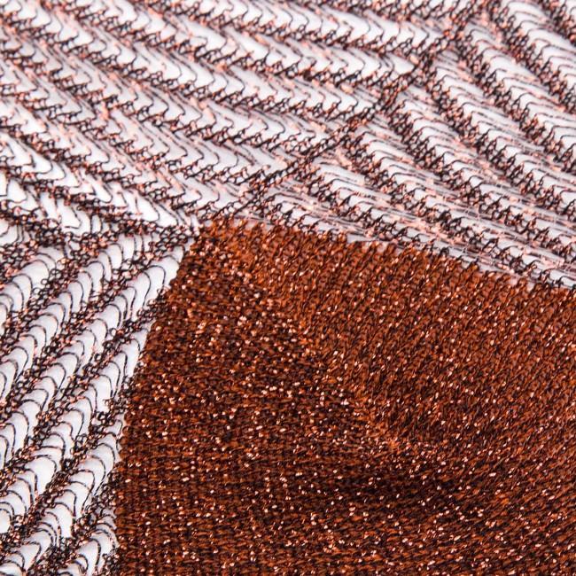 Chaussettes hautes femme TWINSET - OA8T3C Arancio Scurt 03030 - Montantes - Femme - Chaussettes - Textiles - Accessoires 7ZXLtKmV