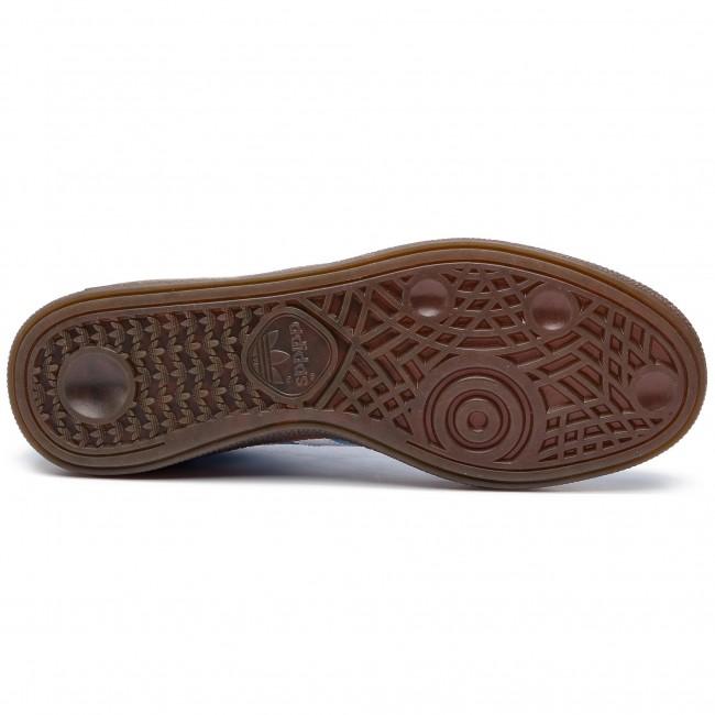 Chaussures adidas - Handball Spezial BD7632 Ltblue/Ftwwht/Gum5 - Sneakers - Chaussures basses - Homme dC0fDzbl