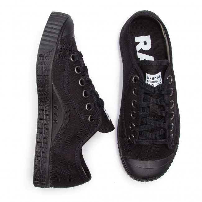 Sneakers G-STAR RAW - Rovulc Hb Wmn D04360-8715-990 Black - Baskets - Chaussures basses - Femme wcIVPxfw