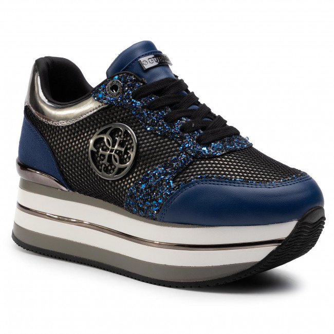 Nouvelle arrivée Guess Femme Chaussures Sneakers HINDERS