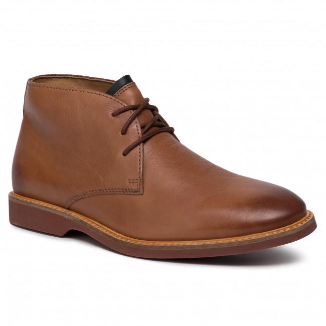 Boots Atticus Limit 261367407 Tan CLARKS Leather 4A3j5RL