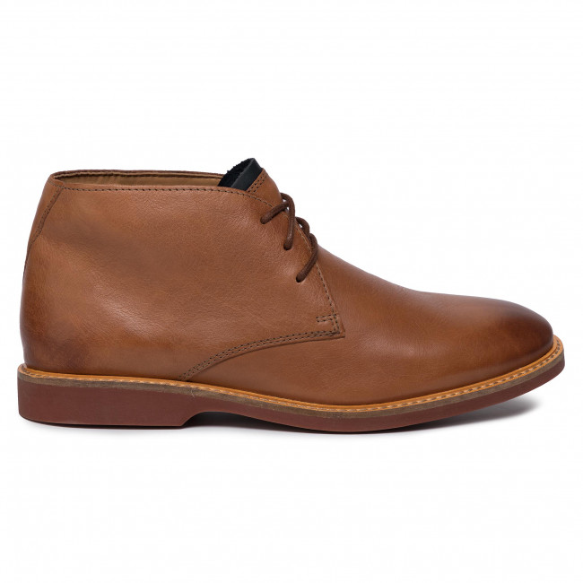 Limit Tan Leather Boots 261367407 Atticus CLARKS 0knwPO