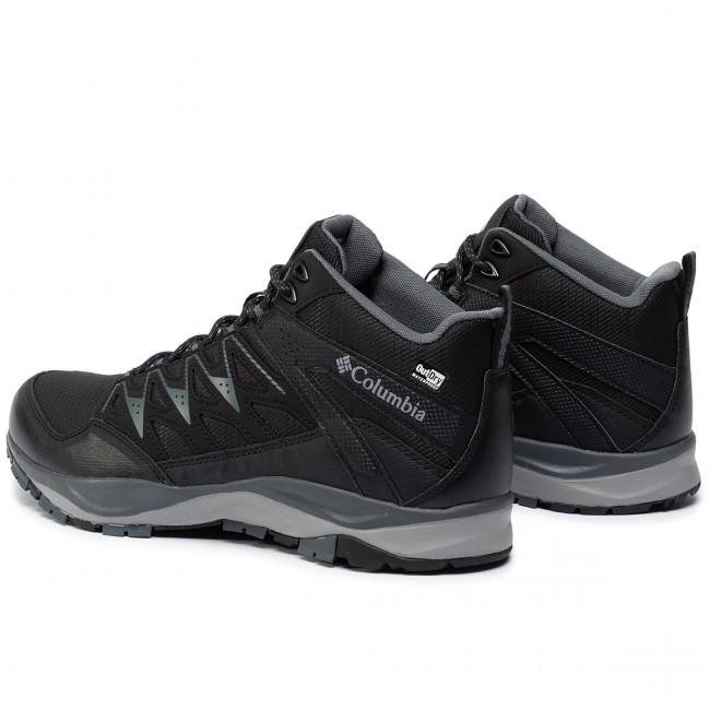 Chaussures de trekking COLUMBIA - Wayfinder Mid Outdry BM1900 Black/Steam 012