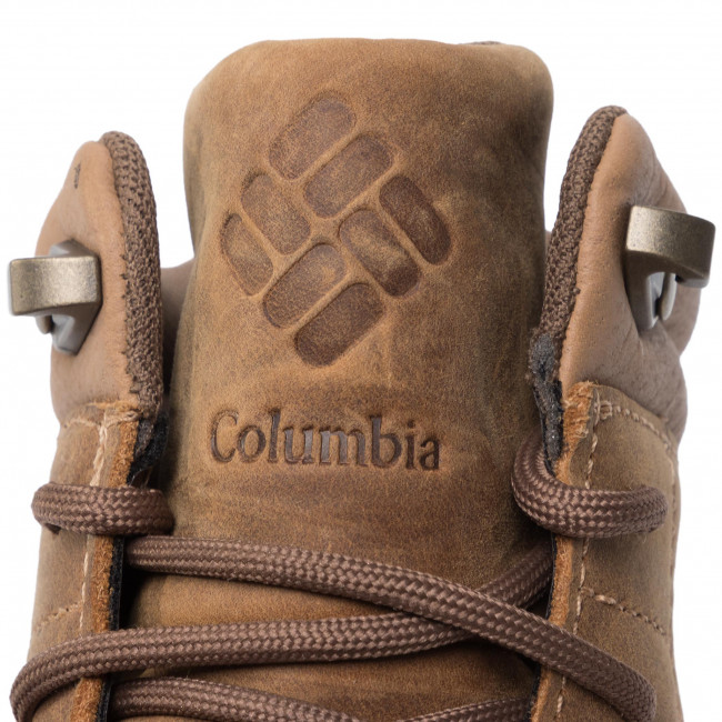 Bottes COLUMBIA - Grixsen Boot Wp BM0810 Elk/Dark Truffle 286