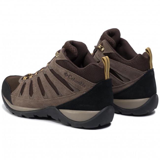Chaussures de trekking COLUMBIA - Redmond V2 Mid Wp BM0833 Cordovan/Baker 231