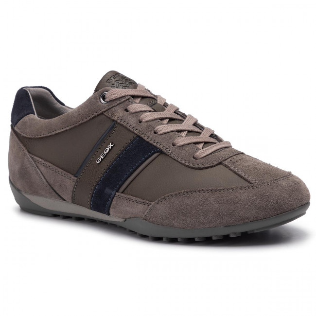 C U52t5c Geox Sneakers Stonegrey Wells C9030 022me U cTlKJ1F