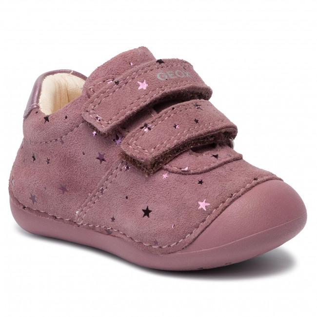 Geox B Tutim B Sneakers Basses b/éb/é Fille