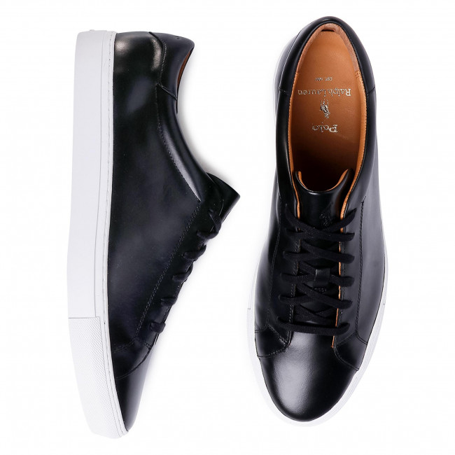 Sneakers POLO RALPH LAUREN - Jermain 816794125001 Black - Sneakers - Chaussures basses - Homme 3TfvkxMf
