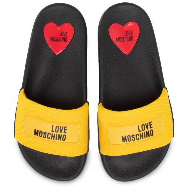 Mules / sandales de bain LOVE MOSCHINO - JA28012G1AIQ0400 Rete - Mules décontractées - Mules - Mules et sandales - Femme bzuoEJBs