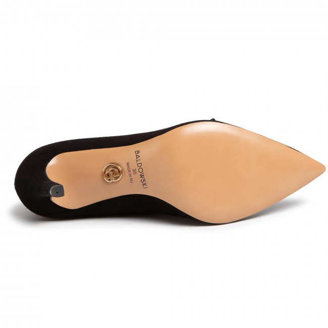 Talons aiguilles BALDOWSKI - D03047-2835-005 Zamsz Czarny - Talons aiguilles - Chaussures basses - Femme YtRyxbNg