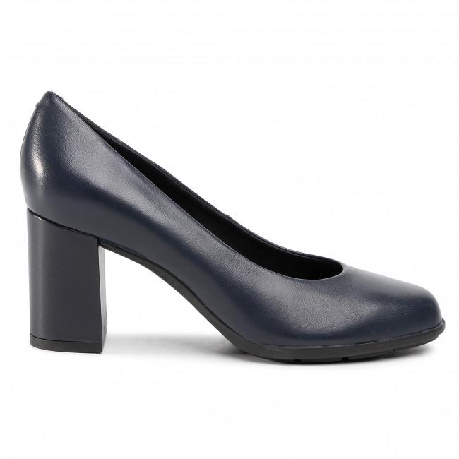 Chaussures basses GEOX - D New Annya A D92C8A 00085 C4002 Navy - Escarpins - Chaussures basses - Femme I7eMjsZ1
