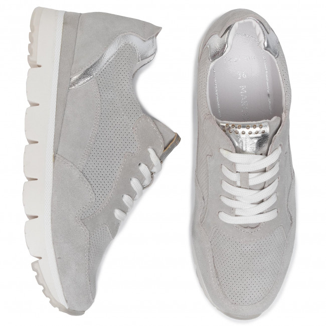 Sneakers MARCO TOZZI - 1-23754-34 Lt.Grey Comb 248 - Sneakers - Chaussures basses - Femme 5BDcpiW3