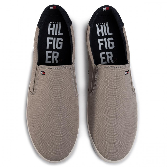 Turnschuhe TOMMY HILFIGER - Iconic Slip On Sneaker
