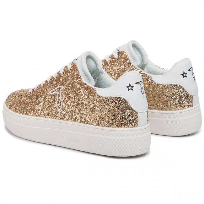 Sneakers TRUSSARDI JEANS - 79A00475 M050 - Sneakers - Chaussures basses - Femme WccpLpyi