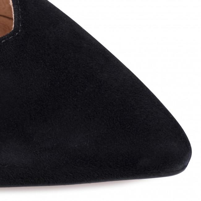 Chaussures basses CAPRICE - 9-22403-24 Black Suede 904 - Escarpins - Chaussures basses - Femme O4Qo3TDN