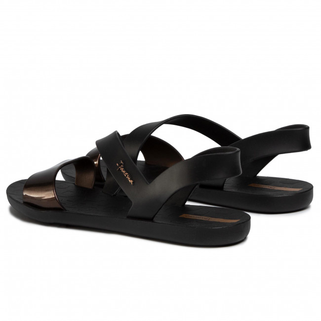 Sandales IPANEMA - Vibe Sandal Fem 82429 Black/Black 21120 - Sandales décontractées - Sandales - Mules et sandales - Femme HgYGQqnp