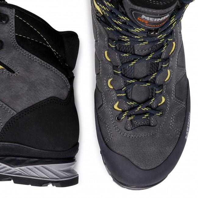 Chaussures de trekking MEINDL - Vakuum Sport III Gtx GORE-TEX 2939 Grau/Lemon 03 - Trekking et chaussures de randonnée - Bottes et autres - Homme uHyxq1Ho
