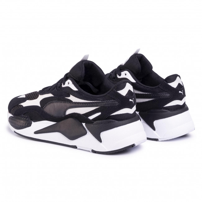 Sneakers PUMA - Rs-X³ Super 372884 07 Puma Black/Puma White - Sneakers - Chaussures basses - Homme 96lmZSyn