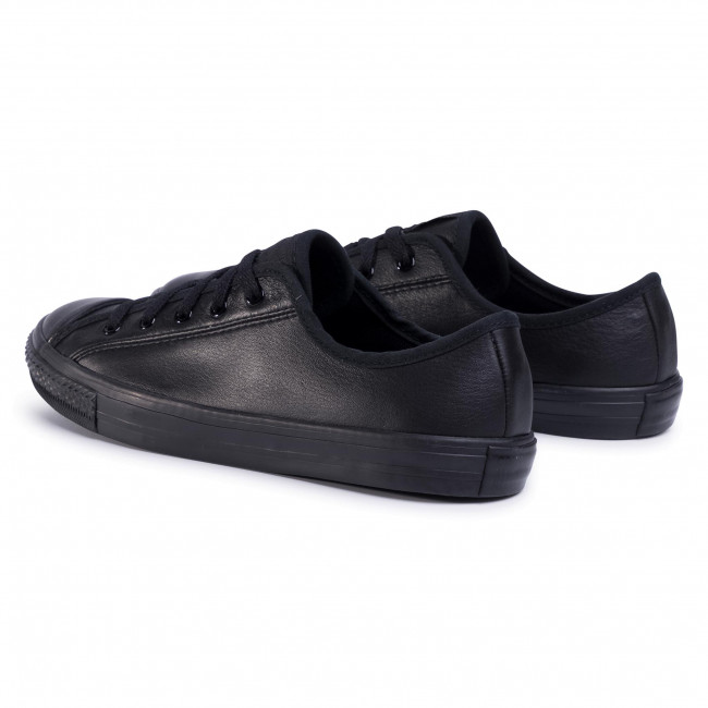 Sneakers CONVERSE - Ctas Dainty Ox 564986C Black/Black/Black - Baskets - Chaussures basses - Femme E69qW6to