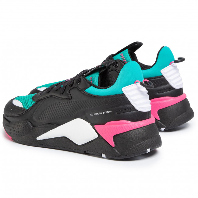 Sneakers PUMA - Rs-X Master 371870 06 Puma Black/Spectra Green - Sneakers - Chaussures basses - Homme 01Pl1Ej3