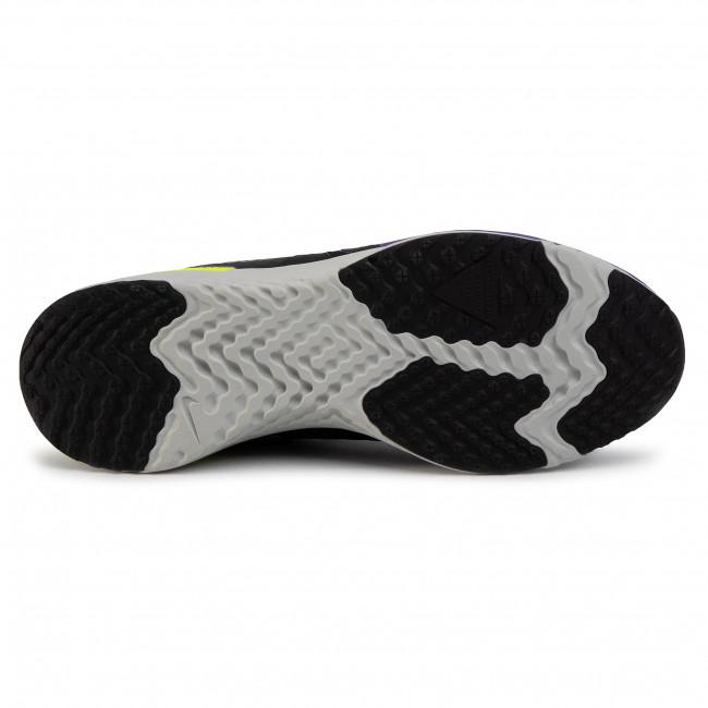 Chaussures NIKE - Odyssey React 2 Shield BQ1671 002 Black/Metallic Silver - Entraînement - Running - Chaussures de sport - Homme a4vFKFWs
