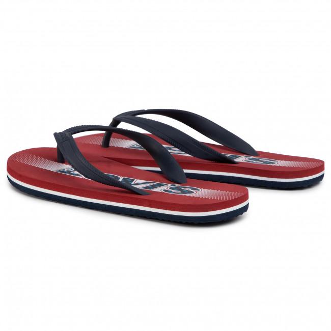 Tongs LEVI\'S - VCAL0034S Red - Tongs - Mules et sandales - Femme JZ79TnDX