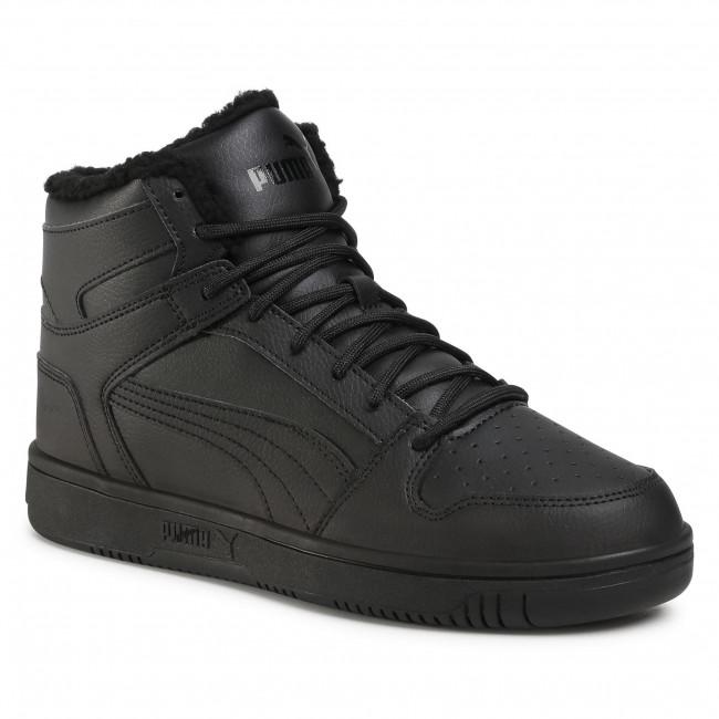 Sneakers PUMA - Rebound Layup Sl Fur 369830 03 Puma Black/Puma Black